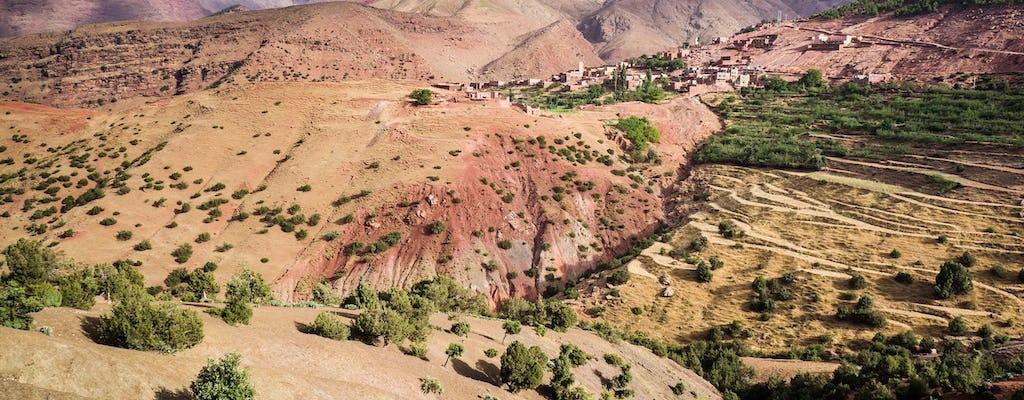 Excursión a Imlil y el monte Tubqal desde Marrakech