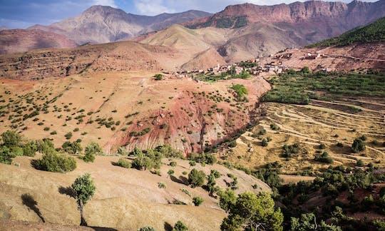 Dagtocht naar Imlil de berg Toubkal vanuit Marrakech
