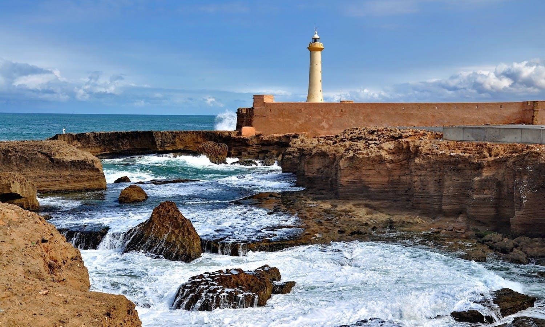 Salir de la ciudad,Excursiones de un día,Excursión a Rabat