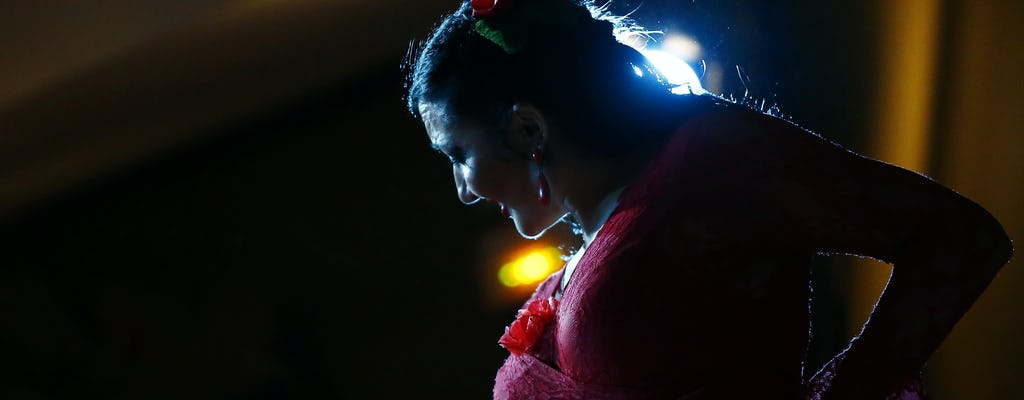 Шоу фламенко в кафе Café de Chinitas в Мадриде