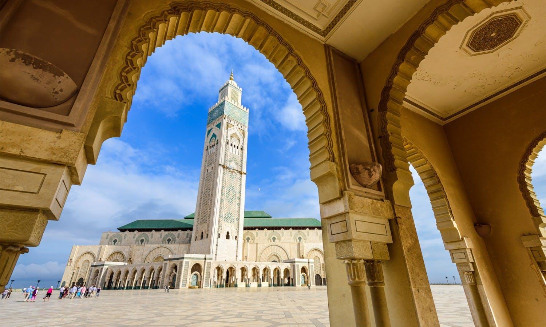 Salir de la ciudad,Excursiones de un día,Tour por Casablanca