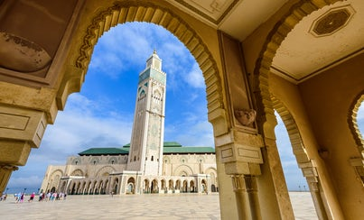 Excursions,Full-day excursions,Casablanca Tour