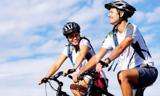 Дегустационный тур Кьянти велосипед от Сиены с легким обедом и вином