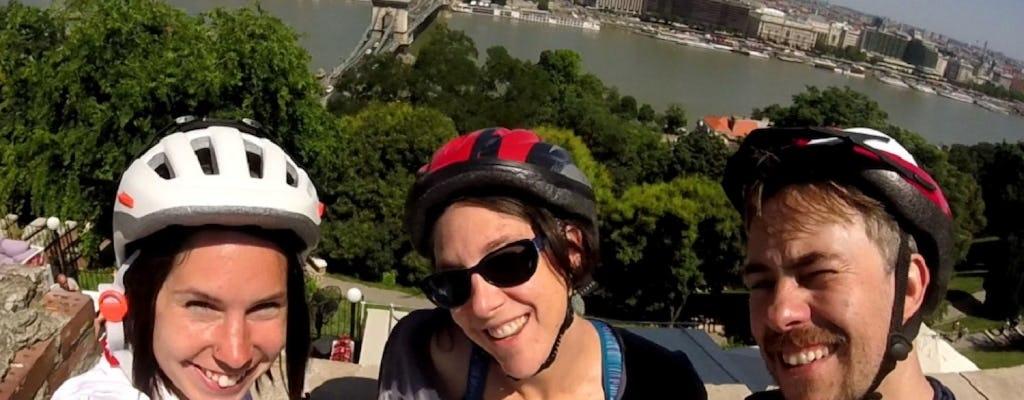 Wypożyczalnia rowerów w Budapeszcie