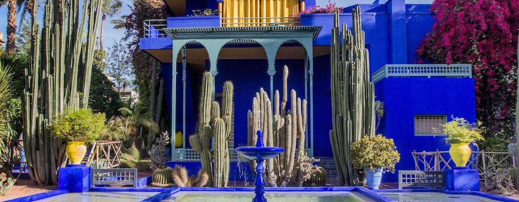 Visita botanica a Marrakech