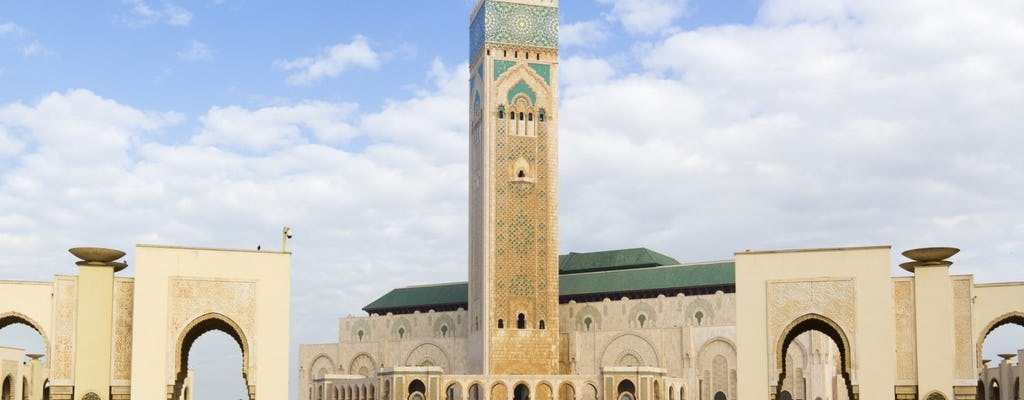 Transfer Casablanca airport to hotel in Casablanca