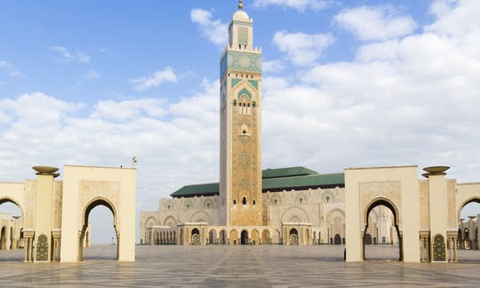 Transfer Casablanca airport to hotel in Casablanca