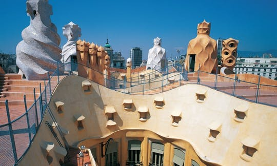 Tour of Gaudí's Art in Barcelona