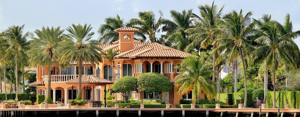 Tour en Miami con crucero por las casas de los famosos desde Orlando