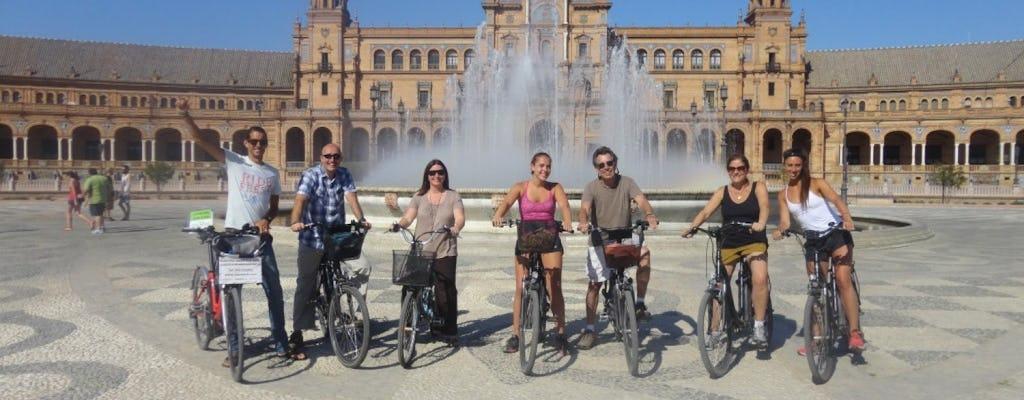 Представляем Севилья: Экскурсия Электрический Велосипед