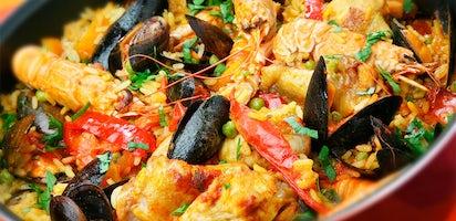 Paella Tortilla Y Sangria Clases De Cocina En Madrid Musement