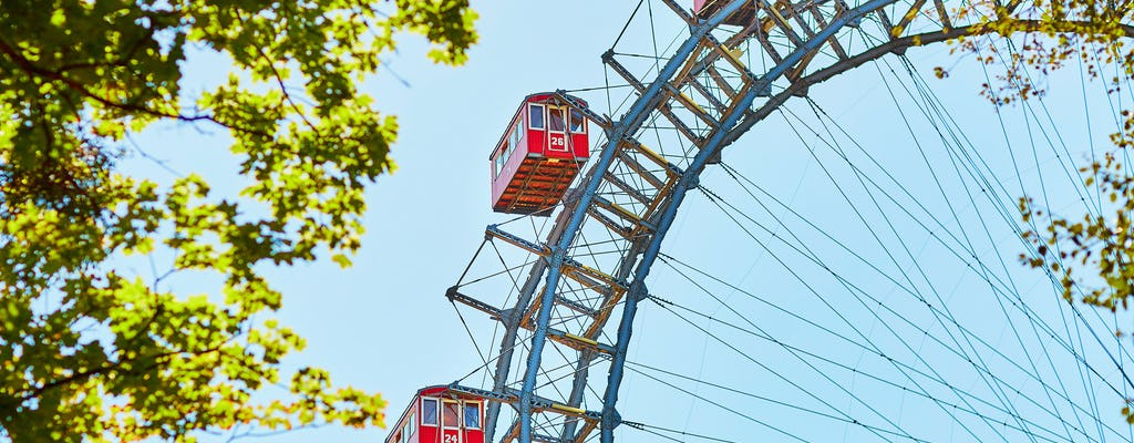 Tickets for Giant Ferris Wheel in Vienna