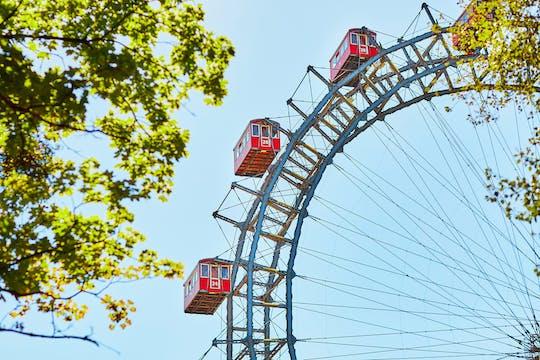 Билеты на гигантском колесе обозрения в Вене
