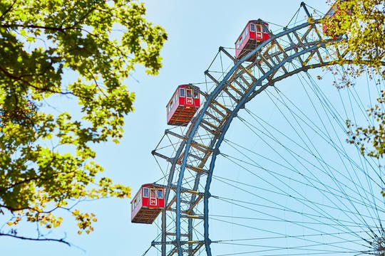Bilhetes para a Roda-Gigante de Viena