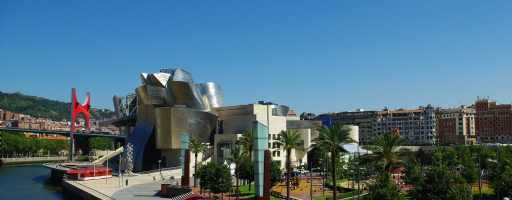 Guggenheim Bilbao Museum private tour