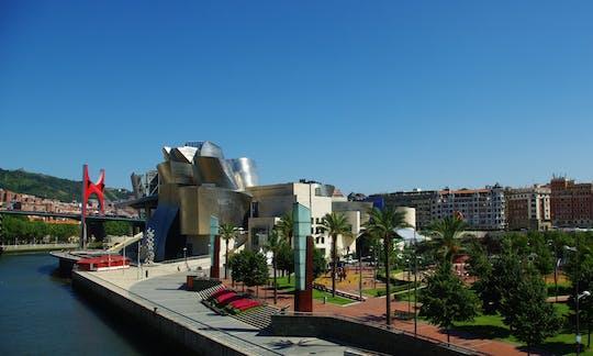 Guggenheim Bilbao Museum private tour