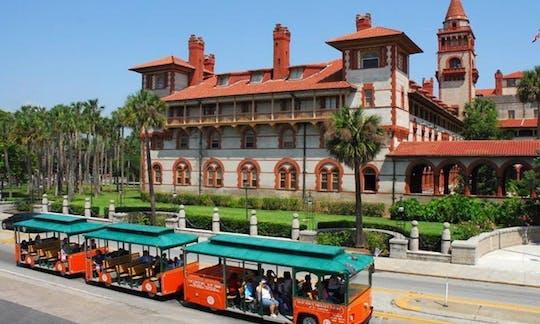 Excursión de 1 día a Saint Augustine con tour en tranvía