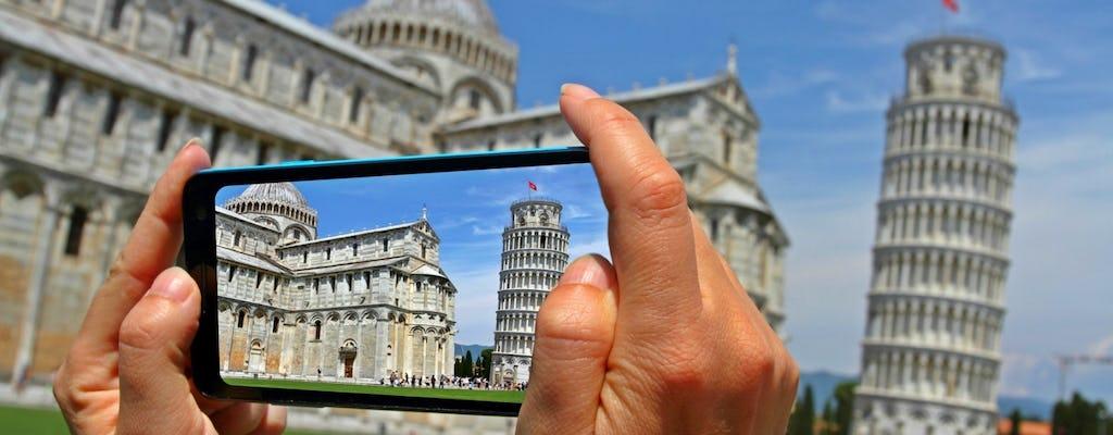 Livorno - Pisa traslado ida y vuelta de medio día a bajo costo