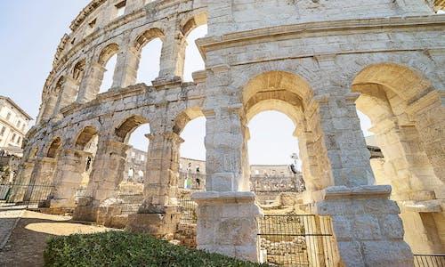 Roman heritage walking tour of Pula