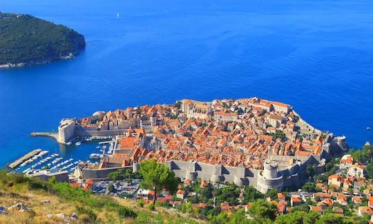 Visite à pied de Dubrovnik