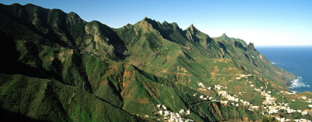 Tenerife: Laguna Taganana and Teresitas guided tour
