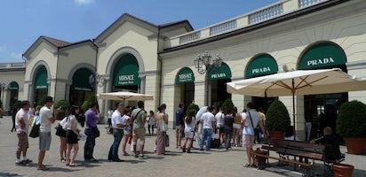 Serravalle Designer Outlet: shopping tour da Milano