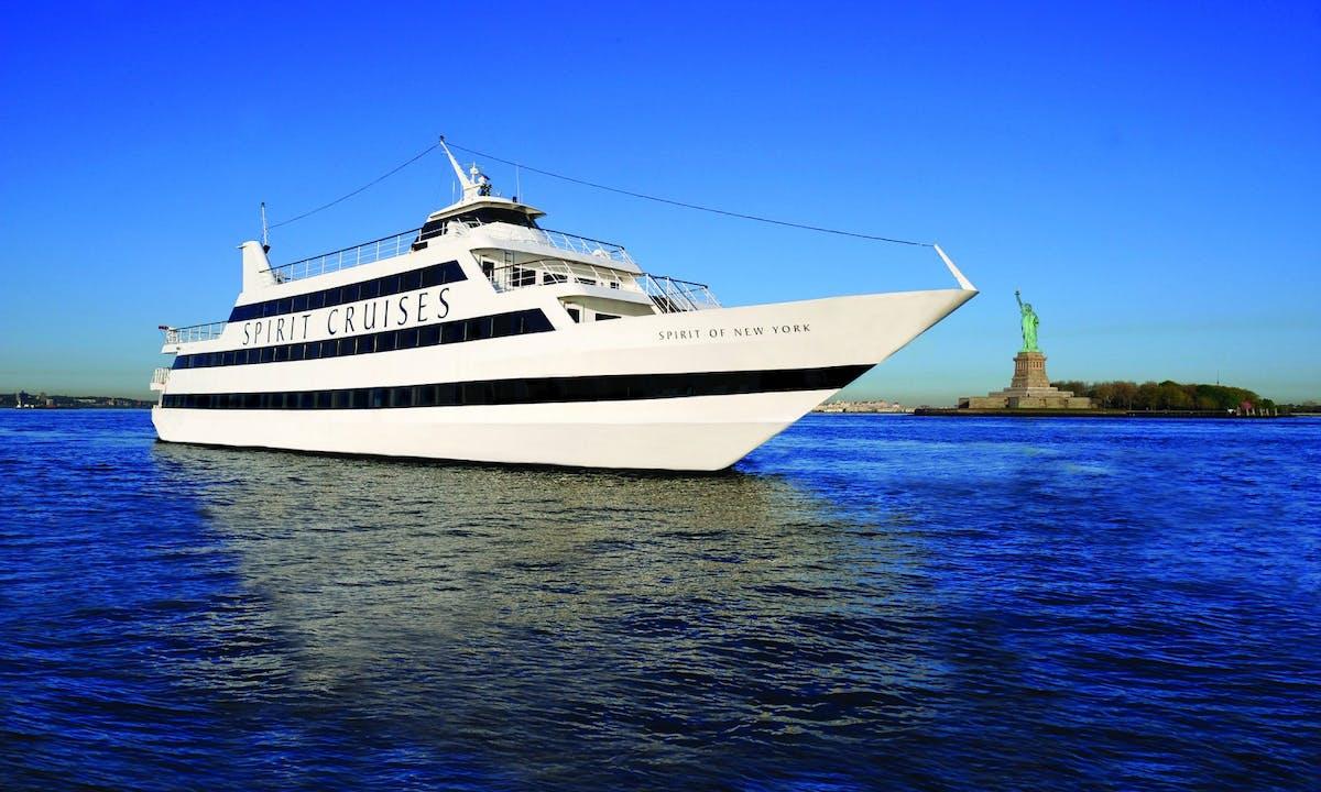 Spirit Of New York Dining Cruise Musement
