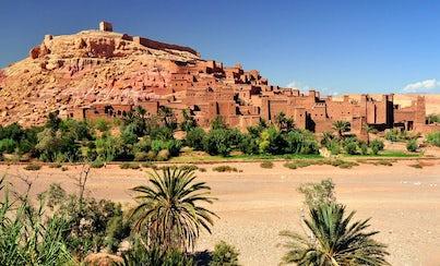 Salir de la ciudad,Excursiones de más de un día,Excursión a Ouarzazate,4 días,Excursion desierto Marrakech,4 días