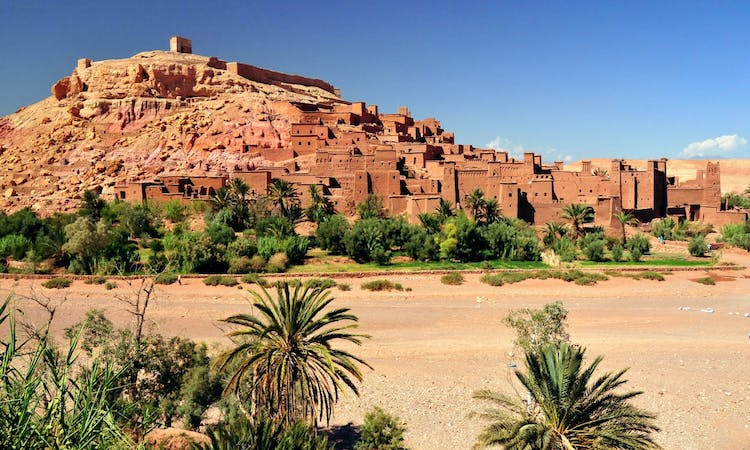 The road of the thousand Kasbahs and the dunes of Merzouga in 4 days -Marrakesh