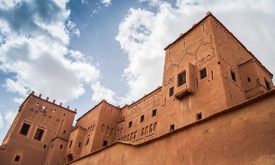 Ronde van Ouarzazate en Mhamid-woestijn vanuit Marrakech - 4 dagen