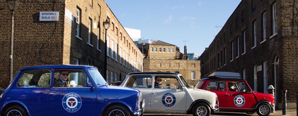 I migliori tour di Bits of London in un'auto classica britannica