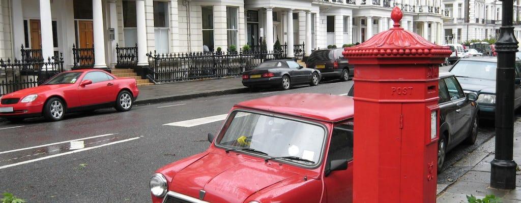 Mini Love - Tour privato di Londra in un'auto classica britannica