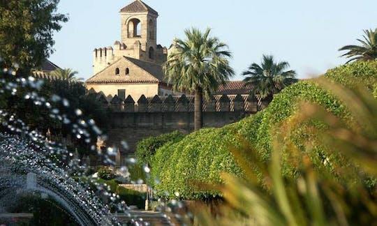 Monumental guided intensive walking tour in Cordoba