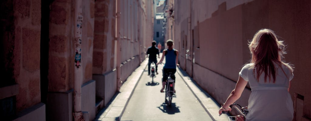 Parijs e-bike tour: Charms, Secrets and Stories
