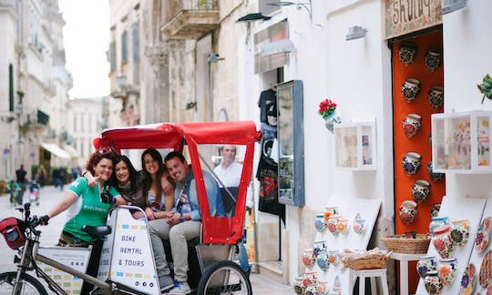 Lecce shopping experience