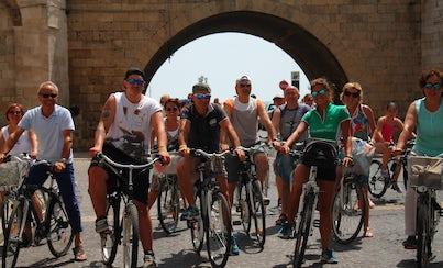 Ver la ciudad,Ver la ciudad,Actividades,Visitas en bici,Deporte,Tour por Bari