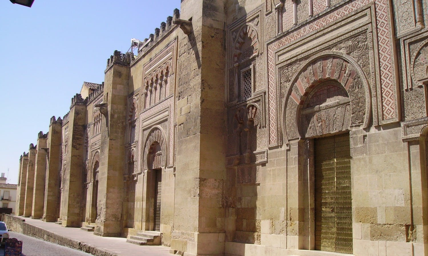 History of the Mosque of Cordoba: guided tour