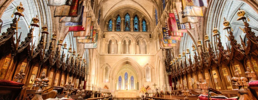 St Patrick's Cathedral skip-the-line tickets with Dublin city tour