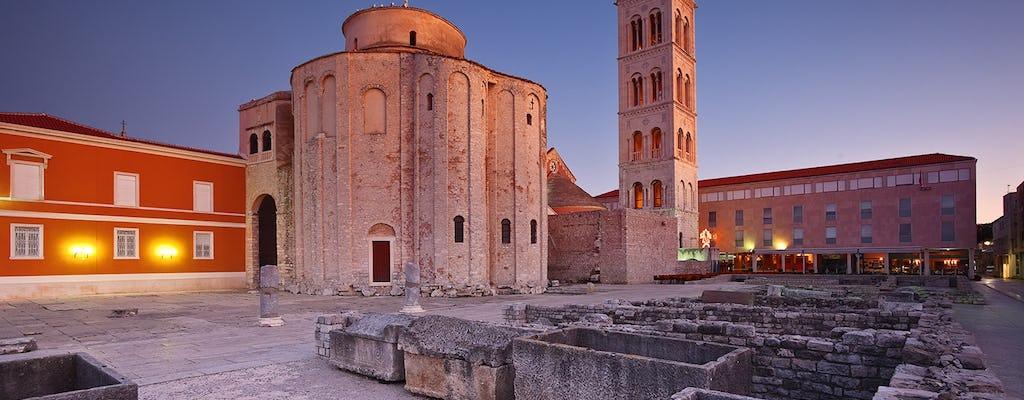 Tour a piedi di Zara: Organo Marino e Foro Romano