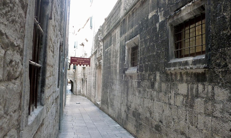 Ver la ciudad,Tours andando,Tour por Split,Tour por localizaciones de Juego de Tronos