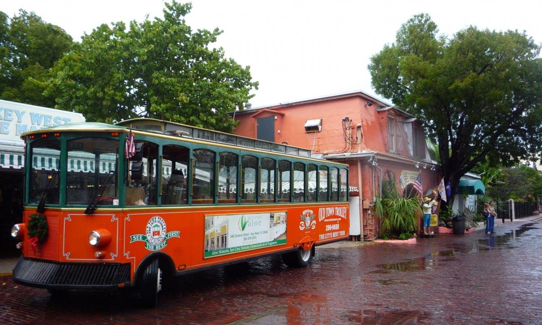Ver la ciudad,Salir de la ciudad,Visitas en autobús,Excursiones de un día,Excursión a Key West