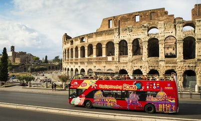 Ver la ciudad,City tours,Tickets, museos, atracciones,Tickets, museums, attractions,Visitas en autobús,Bus tours,Entradas a atracciones principales,Major attractions tickets,Coliseo,Colosseum,Otras formas de ver el Coliseo,Bus turístico