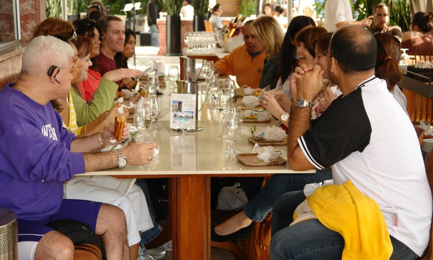 Culinary walking tour with lunch