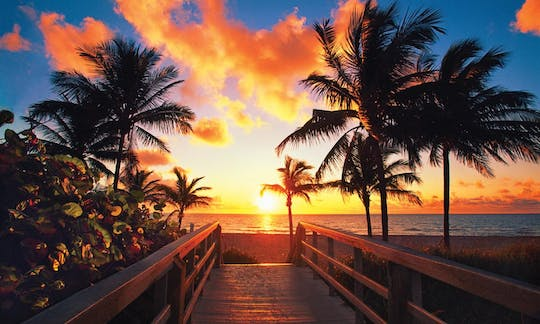 Wycieczka do Key West z trasą Conch Train