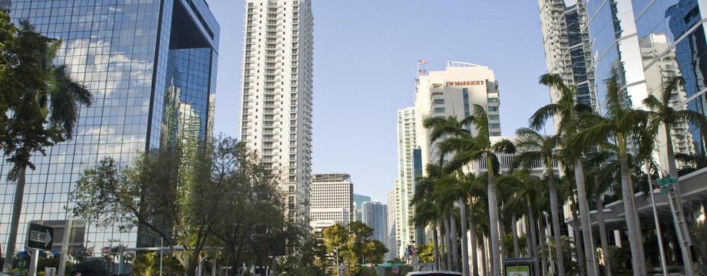 Recorrido por la ciudad de Miami con aventura en hidrodeslizador Everglades