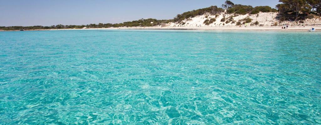 Gita di un giorno alla spiaggia di Es Trenc a Maiorca