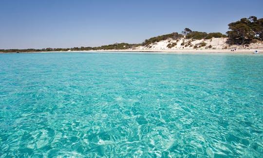 Excursión a la playa de Es Trenc en Mallorca