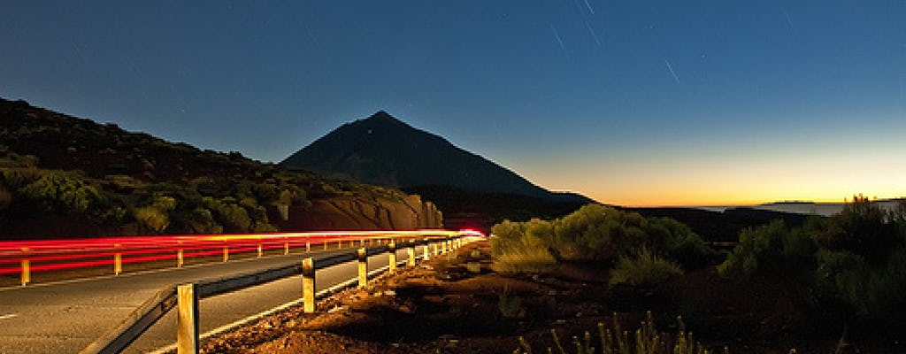 Teide guided tour by night