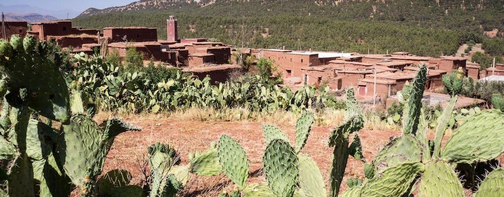 Wycieczka do doliny Ourika z Marrakeszu