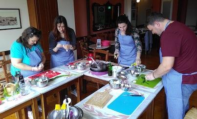 Clases,Gastronomía,Clases de cocina,Clases de cocina,